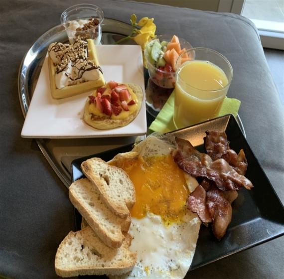 colazione buffet hotel pove